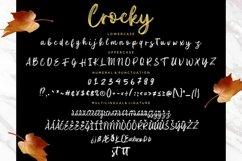 Crocky Handbrush Typeface Product Image 3