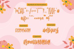 Just Ruth - Quirky Handwritten Font Product Image 4