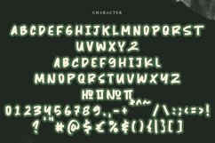 Worknow | Display Font Product Image 3