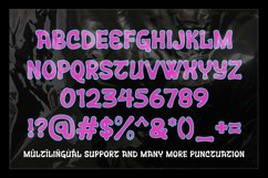 Ceuphoria - Psychedelic Font Product Image 4