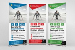 Business Innovation Roll Up Banners Product Image 1