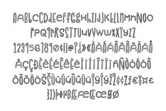 Sketchy Story Font Product Image 8
