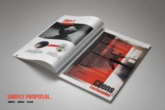 Simply Proposal Template Product Image 5