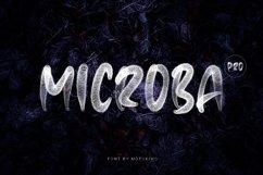 Microba Pro SVG Font Product Image 1