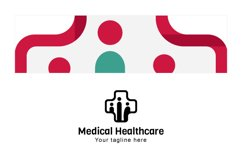 Medical Healthcare - Hospital Stock Logo Template Product Image 3