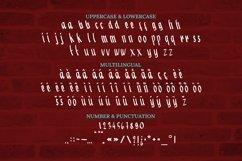 Web Font Speechless Font Product Image 3