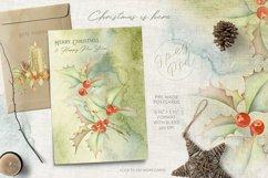 Magic Winter Watercolors. SALE! Product Image 4