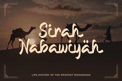 Rabiul - Arabic Style Typeface Product Image 4
