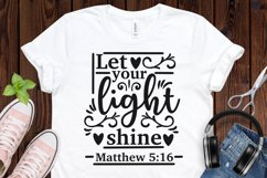 Bible verse SVG bundle, christian svg, blessed svg religious Product Image 4