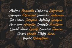 Belgian Chocolate Font Product Image 4