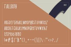 Tall Boy   Handwriting Font Product Image 5