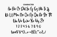 Arugula Brush Handwritten Font Product Image 6