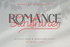 Romance Sunshine Product Image 1