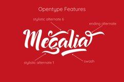 Megalia - Script Font Product Image 2