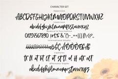 LASTINGER - Handlettered script Product Image 2