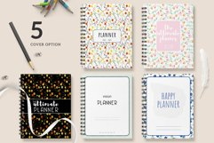 The Ultimate Planner Bundle Pack Vol.04 Product Image 10