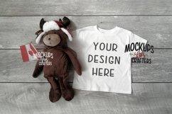MOCK-UP BUNDLE CANADIAN THEME - BABY BODYSUITS, T-SHIRTS Product Image 4