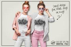 Sunshine SVG cut file Product Image 3