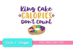 Mardi Gras SVG | King Cake SVG | Mardi Gras Shirt Design Product Image 1