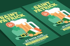 Saint Patrick Celebration Flyer Product Image 2
