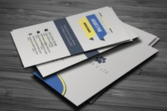 Corporate Creative Business Card Template Design Product Image 2
