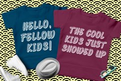 Quirky Craft Font - Donuts Kabiren Product Image 3