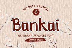 Web Font - Bankai Product Image 1