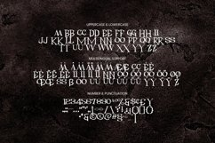 Beatrice Font Product Image 5