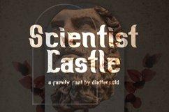 Scientist Castle - Family Slab Serif Font Product Image 2