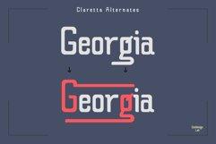Claretta Font Family Product Image 5