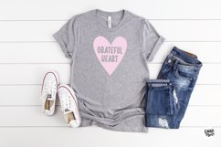 PINK TANSY Hand Lettered Display Font Product Image 3