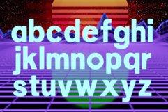 CONTROL - A Futuristic Typeface Product Image 5