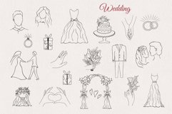 Hand drawn Wedding Map Creator Product Image 3