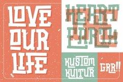 Web Font Oldstar Typeface Product Image 3