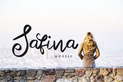 Monalisa   Beauty Script Handwritten Product Image 3