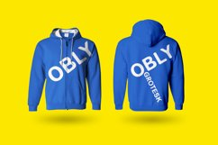 Obly Grotesk Product Image 2