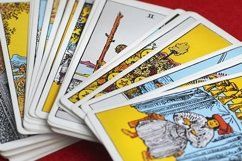 Fortune-telling on traditional tarot cards Product Image 1