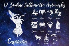 Ultimate Astrology Zodiac Bundle! SVG, PNG, FONT, 350 Files! Product Image 6