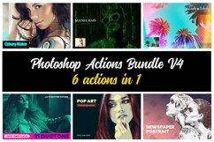Photoshop Actions Bundle V4 Product Image 1