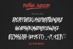 SPACETHINK Typeface Product Image 2