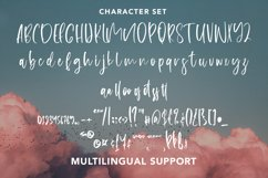 Footing - Beautiful Handwritten Font Product Image 5