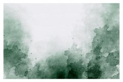 Green Watercolor Abstract Textures Product Image 6