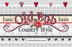 OLD BOB BASIC Product Image 1