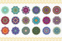 54 Vector Mandalas - Big Collection Product Image 4