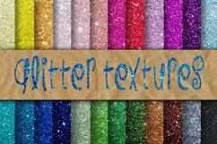 Glitter Digital Paper Product Image 1