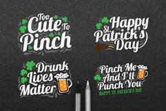Saint Patrick's Day Quotes SVG Bundle Product Image 3