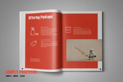 Simply Proposal Template Product Image 2