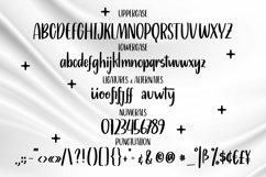 Web Font Monica - Tall Handrawn Font Product Image 2