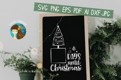 Days Until Christmas Svg Product Image 2