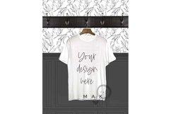 Adult T-Shirt/ T-Shirt Mock-up, Bella Canvas T-Shirts/ Product Image 1